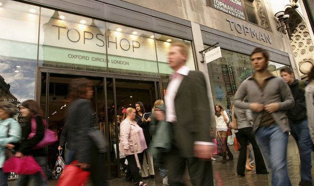 TopShop tycoon Green lands £310m flagship store loan