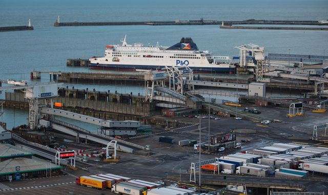 Terror arrests: Pair held in Dover on suspicion of offences linked to Syria