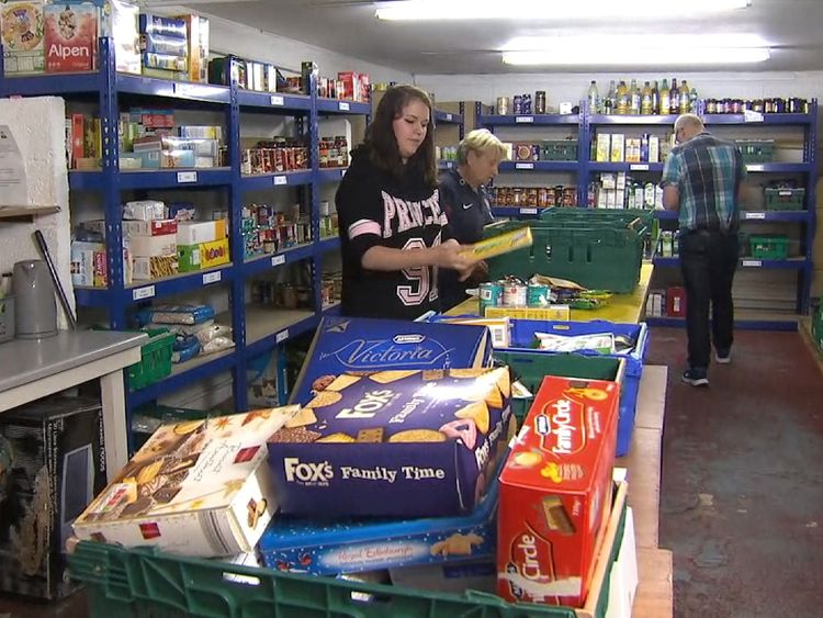 Not just hunger driving people to Food Banks