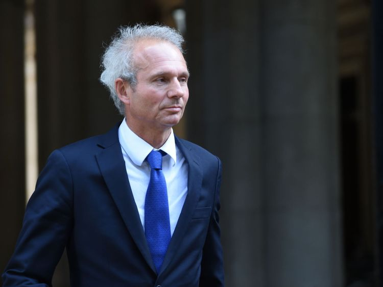 David Lidington, leader of the House of Commons