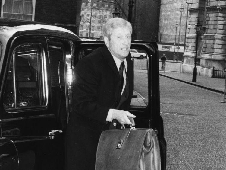 Alan Walters served as Margaret Thatcher's chief economic adviser