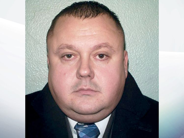 Levi Bellfield is serving a whole-life sentence after being found