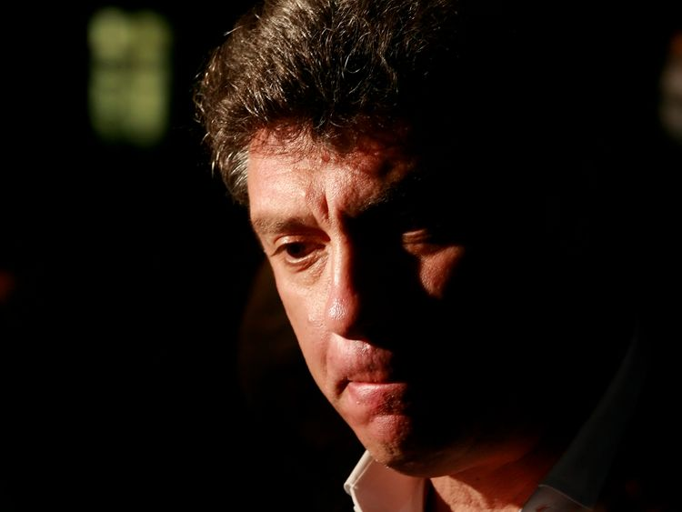 Boris Nemtsov was openly critical of president Putin