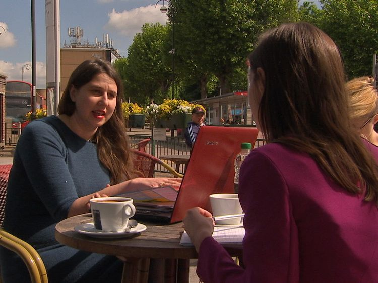'We need to mobilise people to support Corbyn,' says Clare Laker-Mansfield says