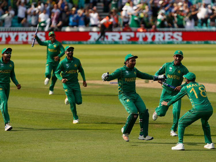 Pakistan completed a stunning turnaround
