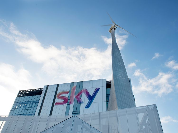 Sky investors back reappointment of chairman