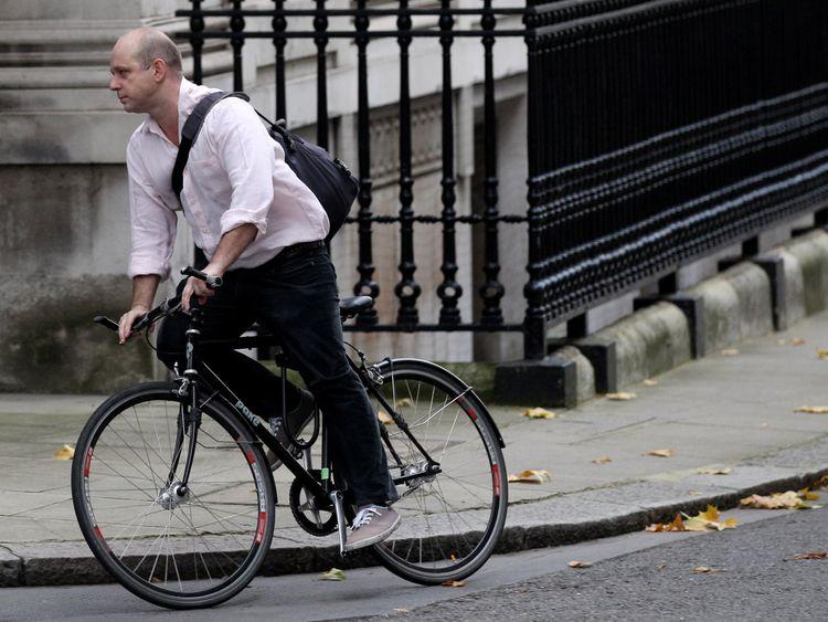 Steve Hilton was David Cameron's strategy chief