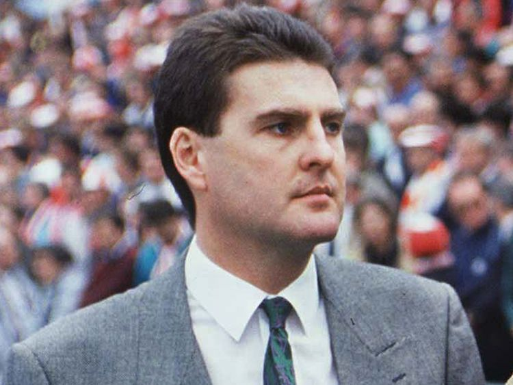 Graham Mackrell was Sheffield Wednesday Football Club's company secretary and safety officer at the time of the disaster