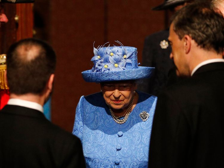 The Queen's Offshore Investments Spark Controversy in Britain