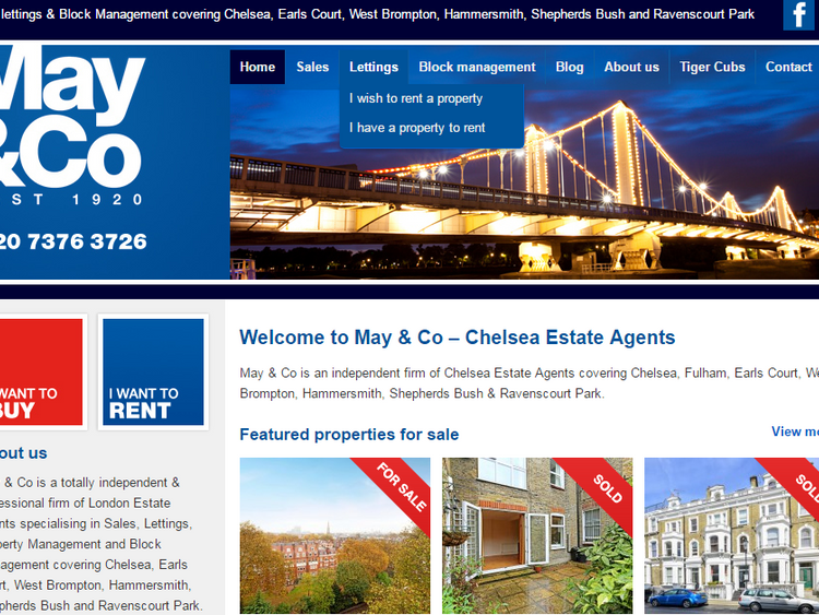 May & Co estate agents were caught up in a Lib Dem general election campaign stunt