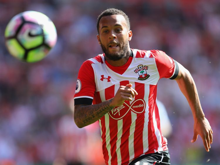 Ryan Bertrand signed a five-year deal at Southampton last summer