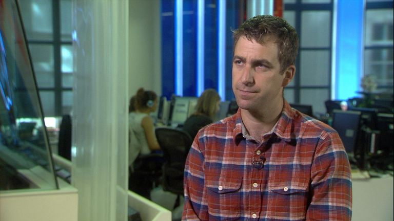 Brendan Cox delivers message of hope a year on from the murder of Jo Cox