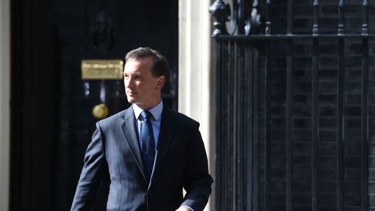 Alun Cairns is reappointed Secretary of State for Wales