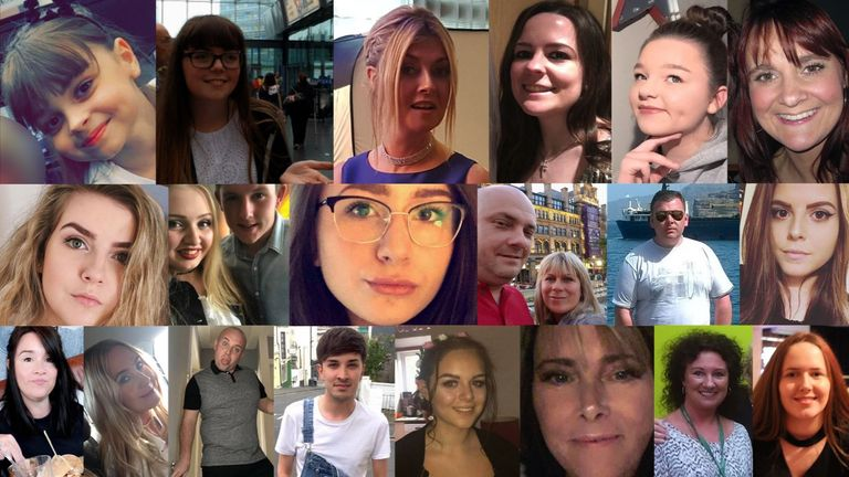 22 people died in the Manchester attack