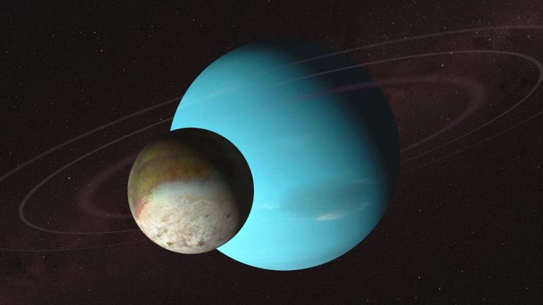NASA says the new planets are the right size to have life on them