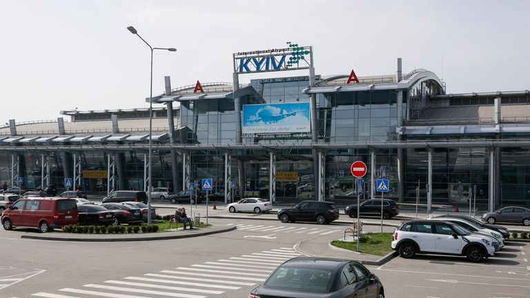 Kiev International Airport