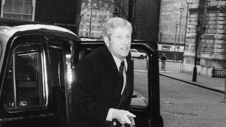 Alan Walters served as Margaret Thatcher's chief economic adviser