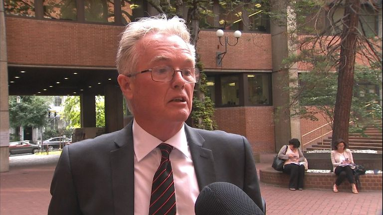 Robert Atkinson, of the council's Labour group, says Mr Paget-Brown has 'failed' as council leader