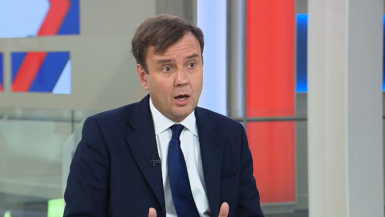 Minister for London Greg Hands