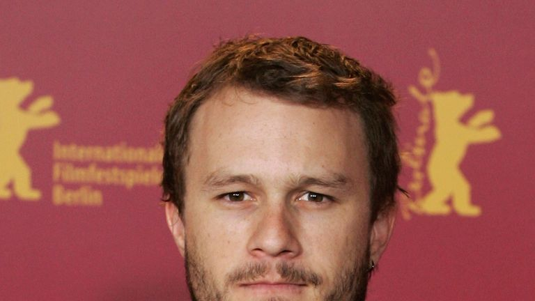 Heath Ledger attends the photocall for 'Candy' as part of the 56th Berlin International Film Festival (Berlinale) on February 15, 2006 in Berlin, Germany