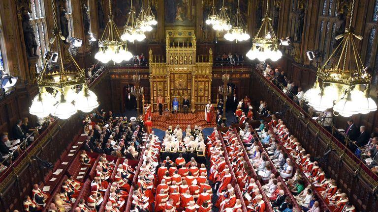 The Queen's Speech included eight Brexit bills