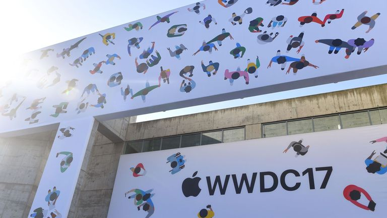 Apple WWDC  opened on 5 June and will run until 9 June