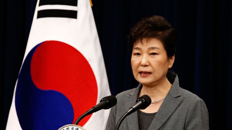Former president of South Korea Park Geun-Hye  accused of assassination plot