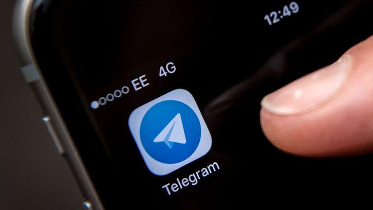 Telegram says itsplitsits encryption keys into separate data centres across the globe