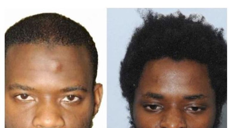 Michael Adebolajo (L) and Michael Adebowale were convicted of killing Lee Rigby