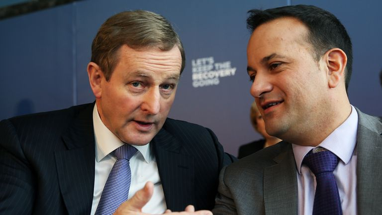 His election as Enda Kenny's successor represents a changing of the guard in Irish politics