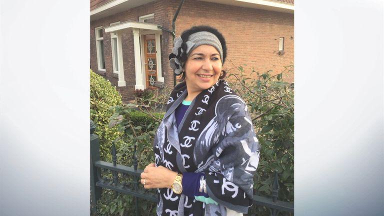 Khadija Khalloufi