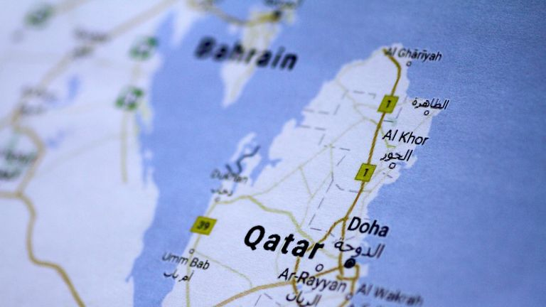 Bahrain is part of the coalition that has moved to shout off Qatar, whose only border is with Saudi Arabia