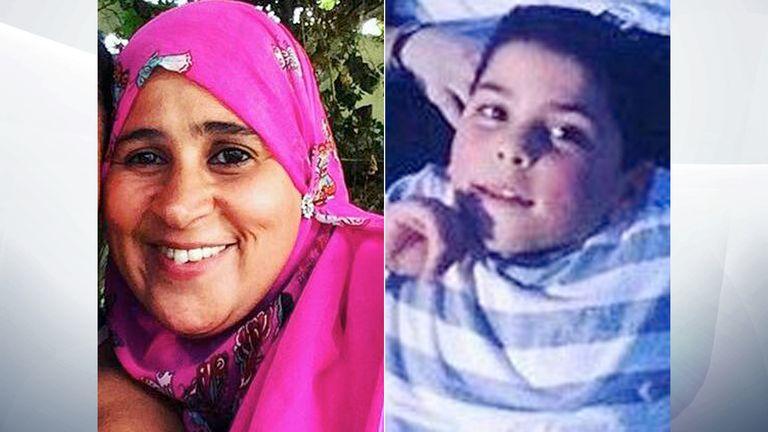 Fouzia and Medhi El wahabi