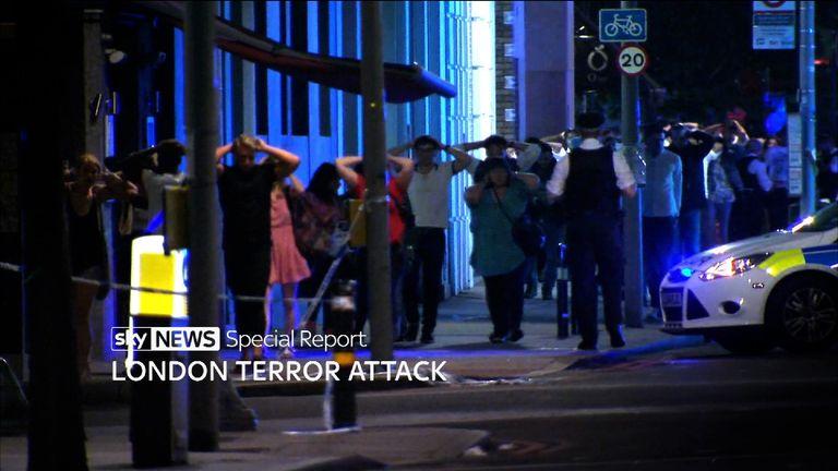 LONDON TERROR ATTACK SPECIAL