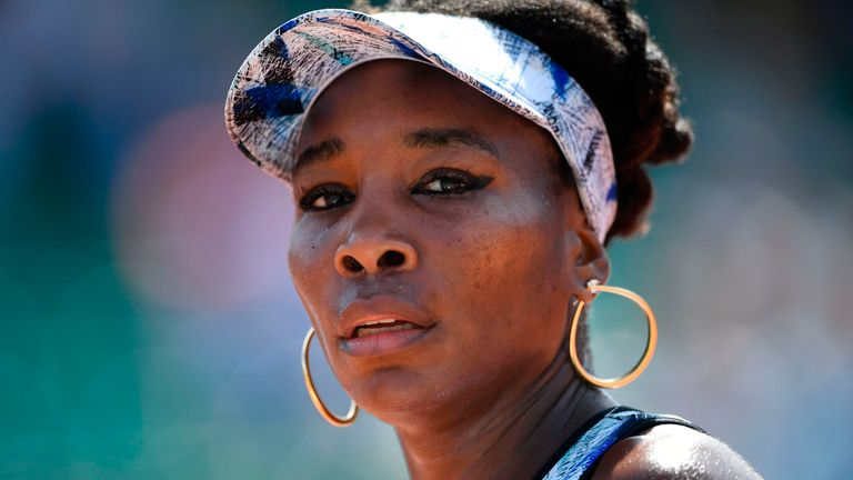Venus Williams is being investigated over claims she was involved an accident