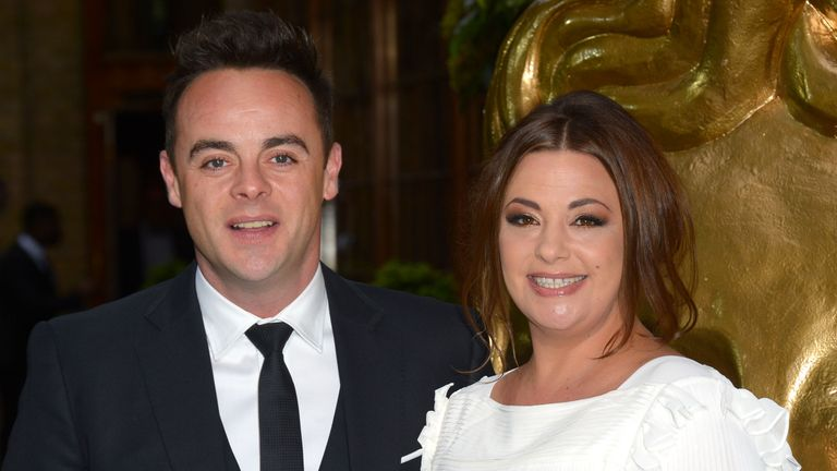 Ant Mcpartlin S Wife Lisa Armstrong S Heartbreak As Tv Star Reportedly Finds New Love Ents Arts News Sky News