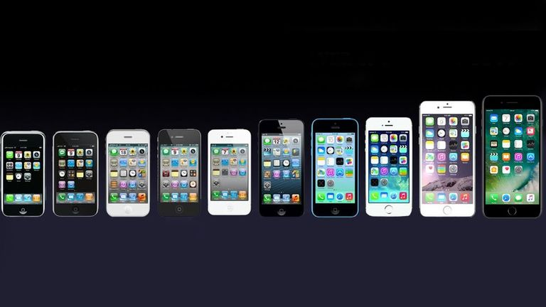 Swipe celebrates 10 years of the iphone