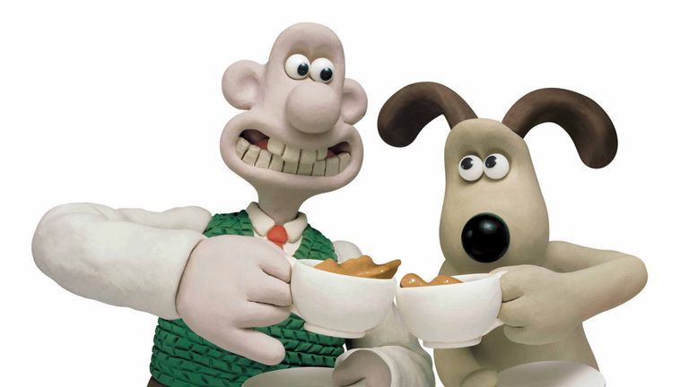Wallace And Gromit received critical acclaim around the world