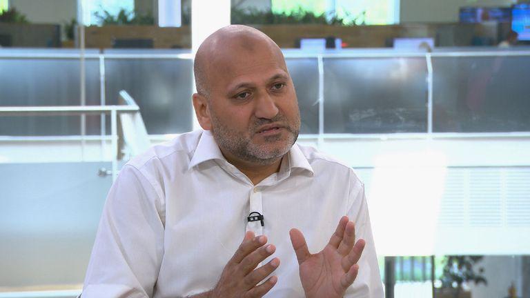 Mohammed Khaliel, founder of community relations organisation Islamix