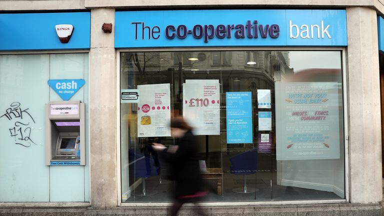 The Co-op Bank's roots can be traced back to 1872