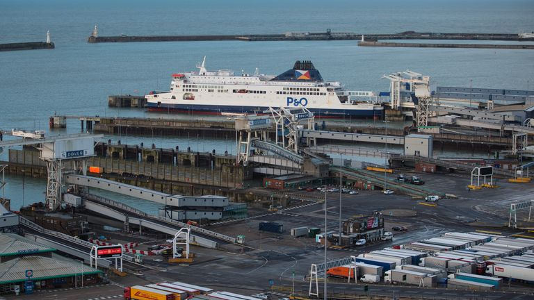Britain's ports won't be able to cope without a customs deal