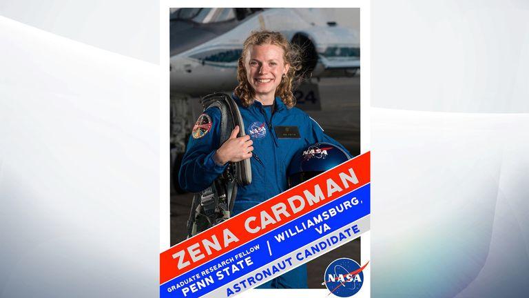 Zena Cardman