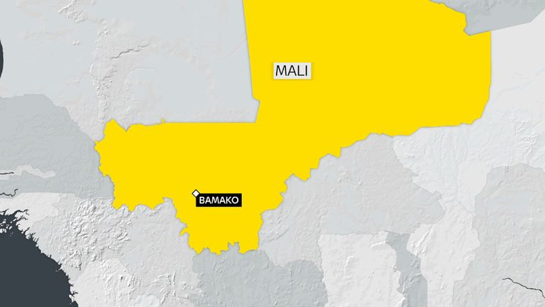 Le Campement Kangaba is in Dougourakoro, to the east of the capital Bamako