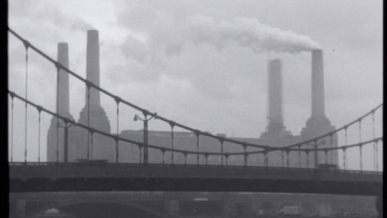 Battersea Power Station archive photo