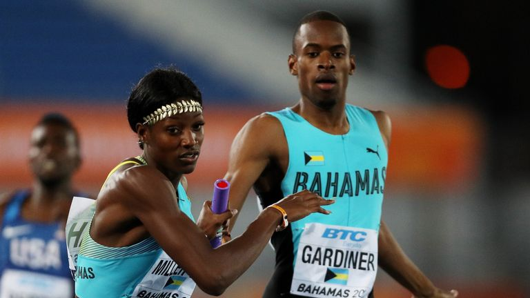 A mixed 4x400m relay will be part of Tokyo 2020