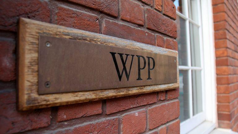 WPP plc London