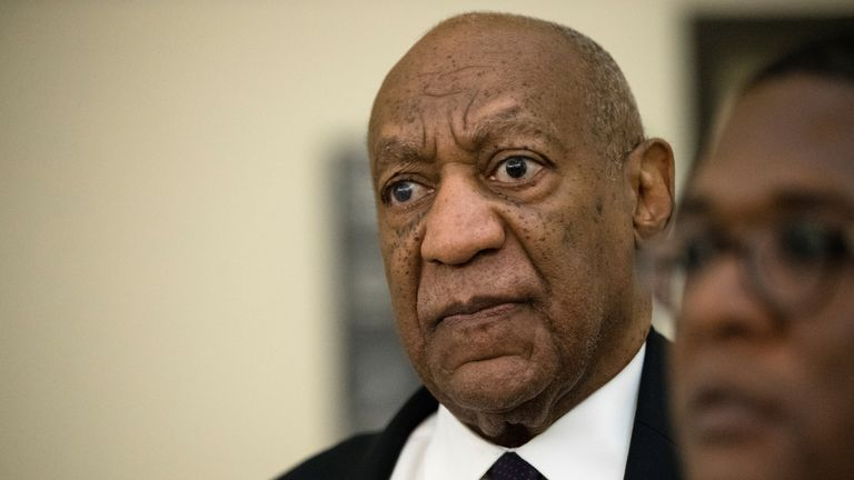 Entertainer Bill Cosby says his sexual relationship with Ms Constand was consensual