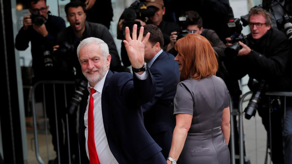 Jeremy Corbyn's performance at the polls was impressive but not a win