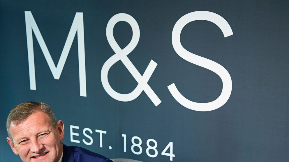 Steve Rowe, CEO of Marks and Spencer