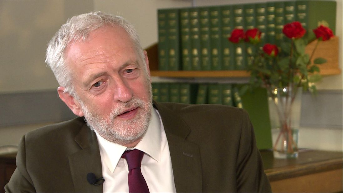 Jeremy Corbyn MP says the reforms offered in the Taylor Report does not do enough to help workers.
